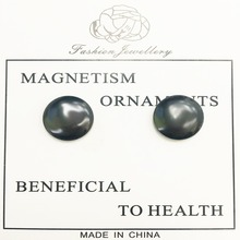 Healthy Stimulating Acupoints Stud Earring Bio Magnetic Therapy Weight Loss Earrings Magnet in Ear Slimming 2018new