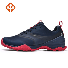 SALAMAN Women Breathable Camping Outdoor Sport Mesh Hiking Shoes For women Waterproof Mountaineer Climbing Sneakers