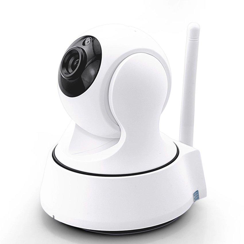 Mini HD Wireless IP Camera Wifi 720P Smart IR-Cut Night Vision P2P Baby Monitor Surveillance Onvif Network CCTV Security Camera цена