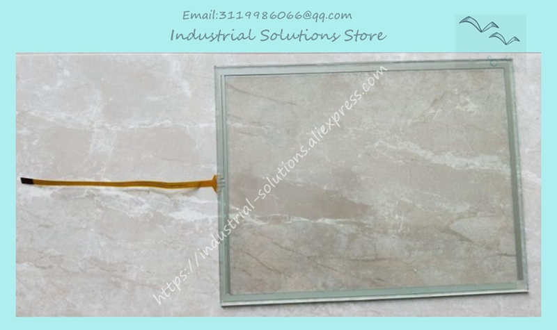 1201-250 A TTI new touch glass screen 10 4 wire 10 4 touch screen 1201 x111 02 1201 x111 02