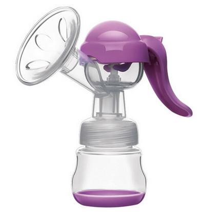 150 ml PP Sacaleches Sacaleches Manual de Lactancia alimentación Bebé Extractores de leche Botella de Leche de Succión del Pezón Chupar Al Por Menor