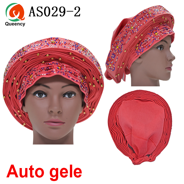Aso Ebi Queency African Auto Gele Already Tied Aso oke Headtie 1pc/pack 24 colors available DHL Free shipping AS029Aso Ebi Queency African Auto Gele Already Tied Aso oke Headtie 1pc/pack 24 colors available DHL Free shipping AS029