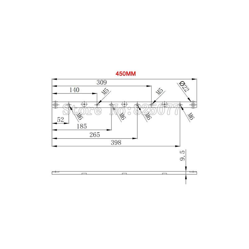 1PCS Dřevoobráběcí nástroje Vysoce kvalitní hliníková - Sady nástrojů - Fotografie 5