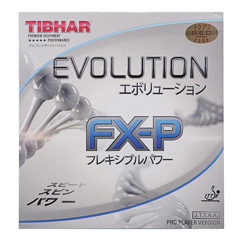 Genuine Tibhar EVOLUTION MX P EL P FX P table tennis rubber table tennis rackets racquet