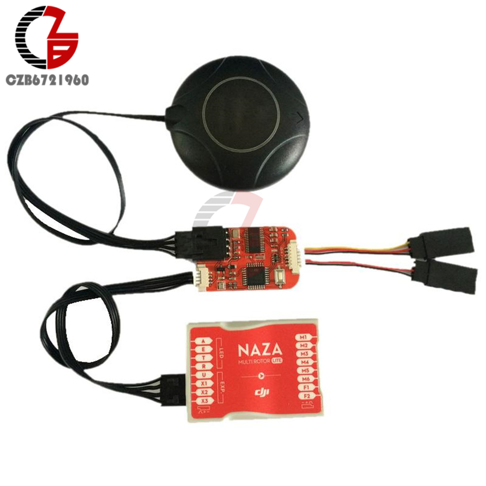 Image 4 - Mini FPV Flight Controller N1 OSD Module DIY Kit For DJI NAZA V1 V2 NAZA Lite GPS-in Instrument Parts & Accessories from Tools