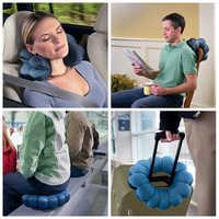 Almofada ortopédica multifuncional descanso de viagem travesseiro de espuma de memória confortável assento do sofá de cuidados médicos para casa e escritório cadeira