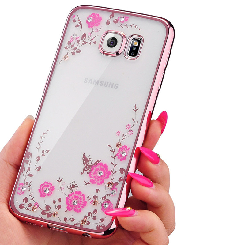 Samsung Galaxy S3 Cases For Couples Clear Back Soft Cover ...