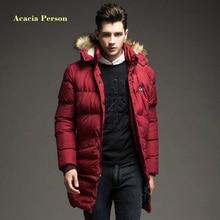 2017 New Winter Jacket Men Coat  Mens Coats Manteau Homme Man Parka Abrigos Hombres Invierno Parkas Fashion