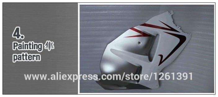 Комплект обтекателей для Honda CBR900RR 954 2002 2003 CBR 900 RR 02 03 CBR954 02 03 цвет синий, черный; Большие размеры 34–43 pre_drilled обтекатель части# 5V5RA