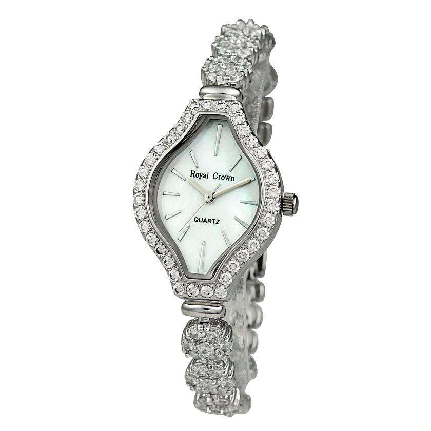 Royal Crown Lady Womens Watch Japan Quartz Jewelry Hours Fine Fashion Setting Crystal Bracelet Luxury Rhinestones Girl Gift Royal Crown Lady Womens Watch Japan Quartz Jewelry Hours Fine Fashion Setting Crystal Bracelet Luxury Rhinestones Girl Gift