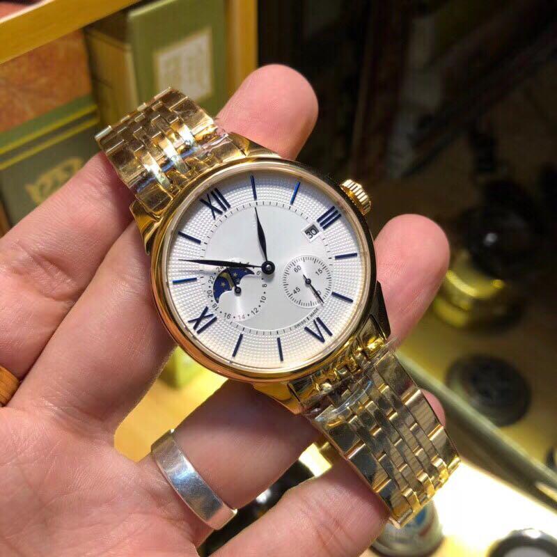WC08128 Mens Watches Top Brand Runway Luxury European Design Automatic Mechanical Watch