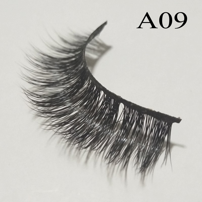 Hand Made High Quality 3D Mink Lashes Vendor Private Label ...
