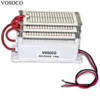 18g/h Portable Ozone Generator DIY Ozonizer Air water Purifier Sterilizer treatment Ozone addition to formaldehyde 220V 130W