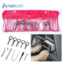 Mainpoint High Quality Auto Repair Tools 20pc Car Professional Car Stereo Radio Removal Tool Key Tools