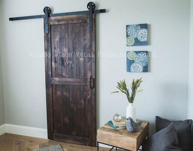 Online Shop Dimon su misura hardware porta scorrevole in legno ...
