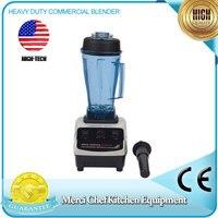 US UK EU Plug Heavy Duty Commercial Blender Juicer Fruit And Vegetable Mixer Grinder Electrical