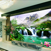 Beibehang Large Custom 3d Wallpapers Waterfalls Waterfall Wallpaper Wallpaper Background Living Room Bedroom Wall Decoration