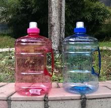 Large Capacity 1L/2L Plastic Water Bottle Sports Picnic Bicycle Space Kettle BPA Free My Drink Bottle Eco-Friendly