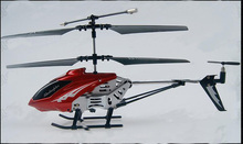 3.5CH RC helicopter con Gyro RTF  led  light