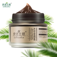 ISILANDON Herbal Whitening Black Head Remove Face Mask Skin Care Mite Acne Treatment Acne Scars Face