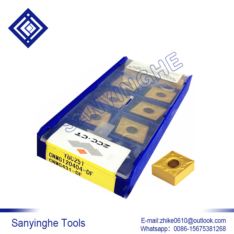 free shipping high quality 10pcslots YB9320 DCMT11T302-AHF cnc carbide turning inserts