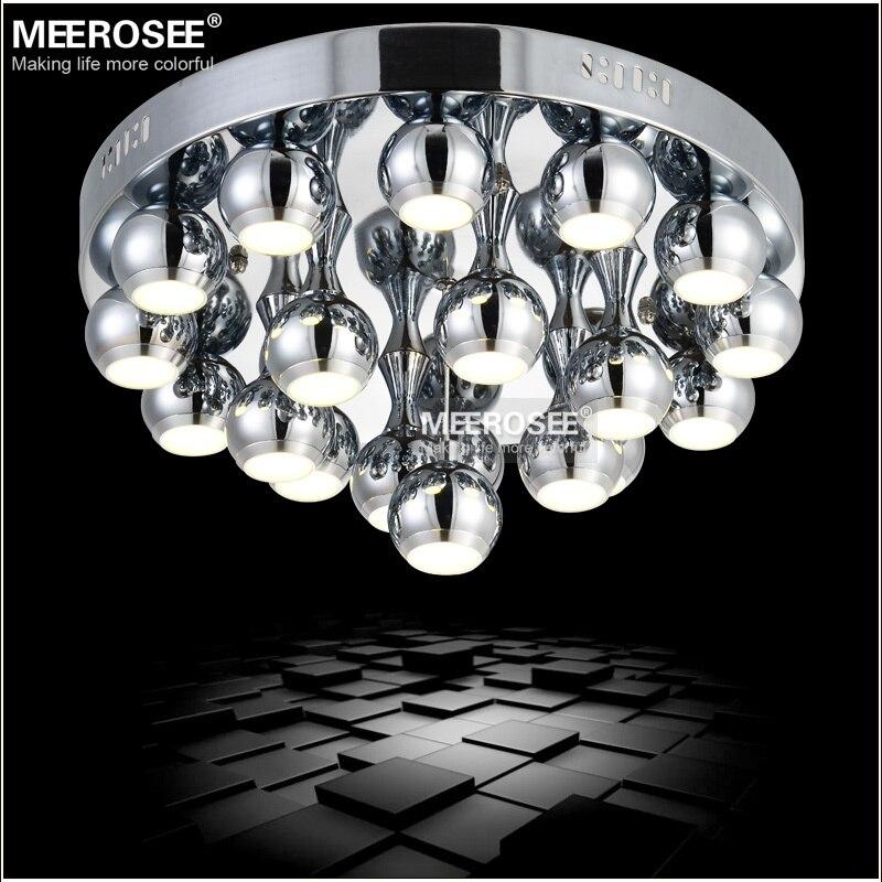 Plafond moderne à LEDs lumineux encastré luces LED decoracion pour salon chambre surfacé monté plafonnier lumière LED