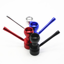1Pc Teapot Style Smoking Pipe Portable Mini Detachable Metal Pipe Fitting Tobacco Spice Accessories Smoking Pipe Christmas Gift