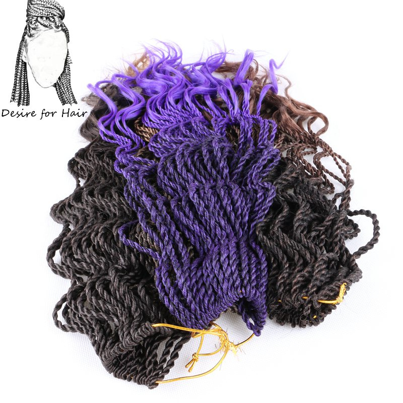 33-35strands Desire pack twist