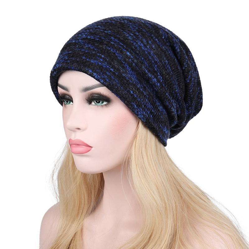 1pcs Women's Hat Skullies Beanies Knitting Hat Winter Hat for Man Warm Caps Spring Autumn Casual Women Beanies Hats Cap Gorro
