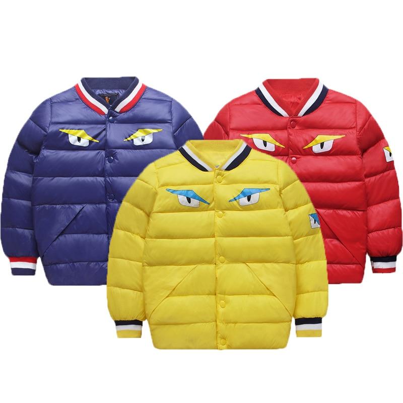 2016 yeni kış ceket astar çocuk bebek erkek karikatür uzun kollu gömlek