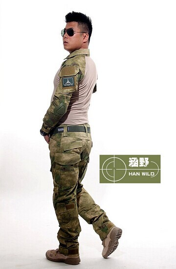 Tactical Military Army Pants With Knee Pads Multicam Military Clothing Combat Trousers