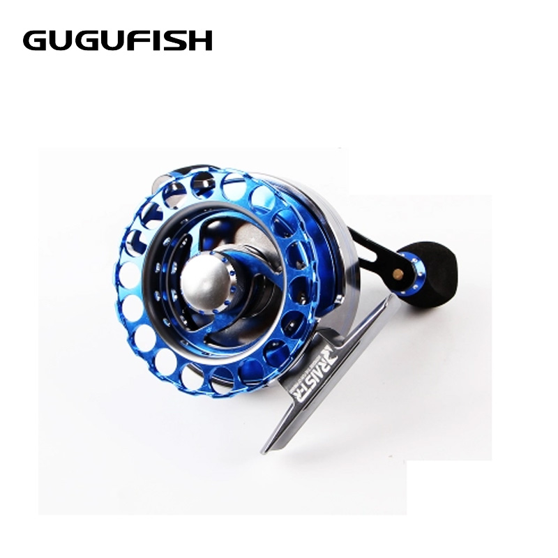 GUGUFISH All metal fishing wheel Raft wheel 9+1 Ball Bearings Right/Left Hand Baitcasting Gear ratio: 3:6:1 Fishing Reels free shipping by ems fishing reels baitcasting reel daiwa megaforce ths gear ratio 7 3 1 six ball bearings right