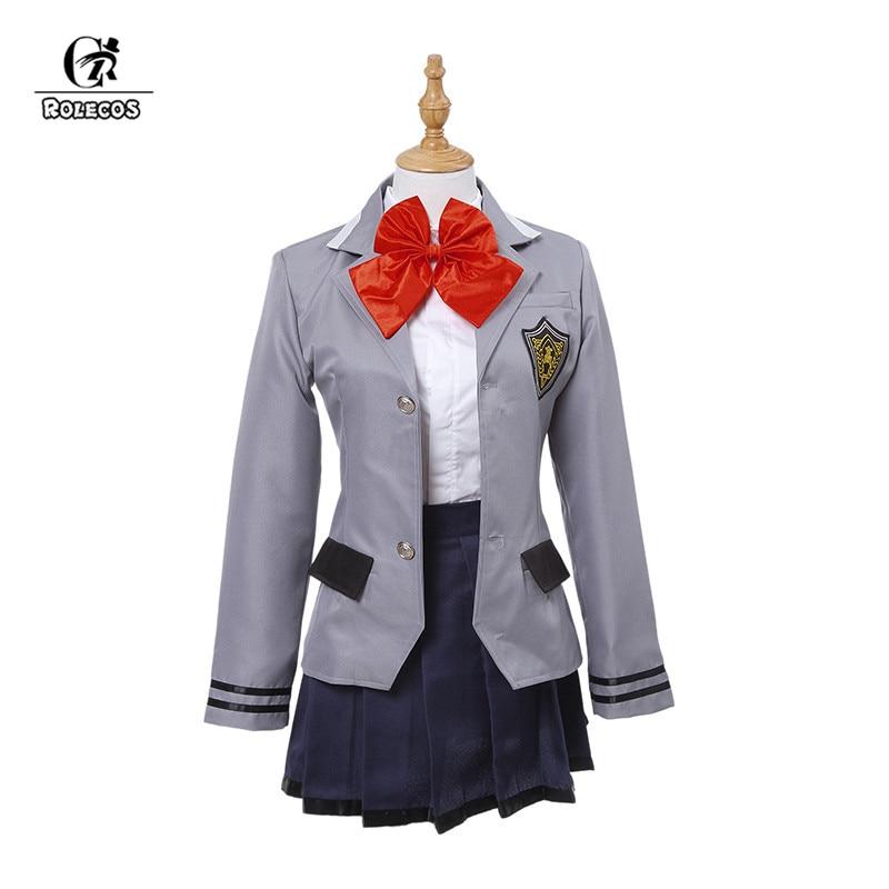 ROLECOS Anime Cosplay Costume Tokio Ghul Cosplay Kostium Japoński - Kostiumy - Zdjęcie 1