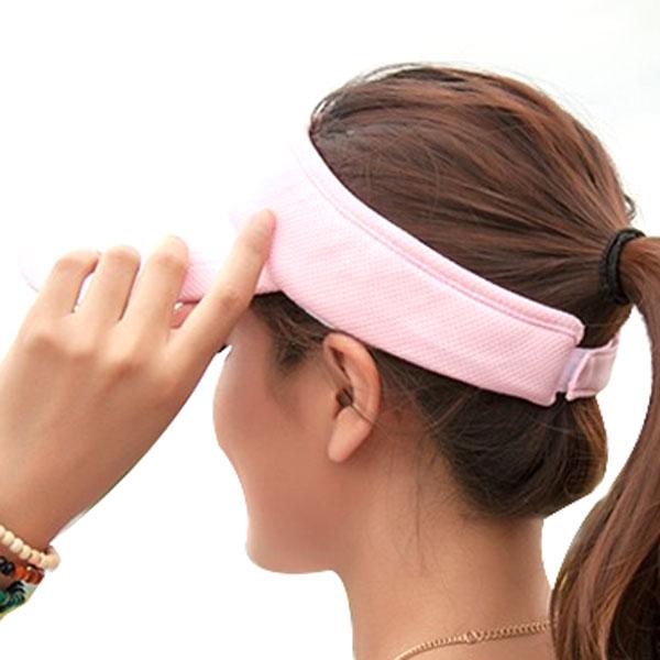 Козырек шляпа летняя женская Солнцезащитная брендовая бейсбольные кепки регулируемый размер Viseira пляжная кепка LQH002 - Цвет: pink hat