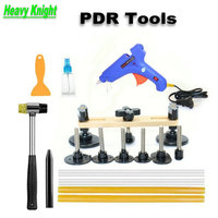 Fast Shipping PDR Paintless Dent Removal Tool Kit Dent Puller Kit Car Paintless Dent Repair Hail