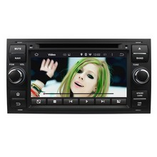 2 Din Android Car Stereo Head unit DVD player NAVI GPS for Old Ford Focus 3 Mondeo C-Max S-max Transit, DVR/ Rear Camera support