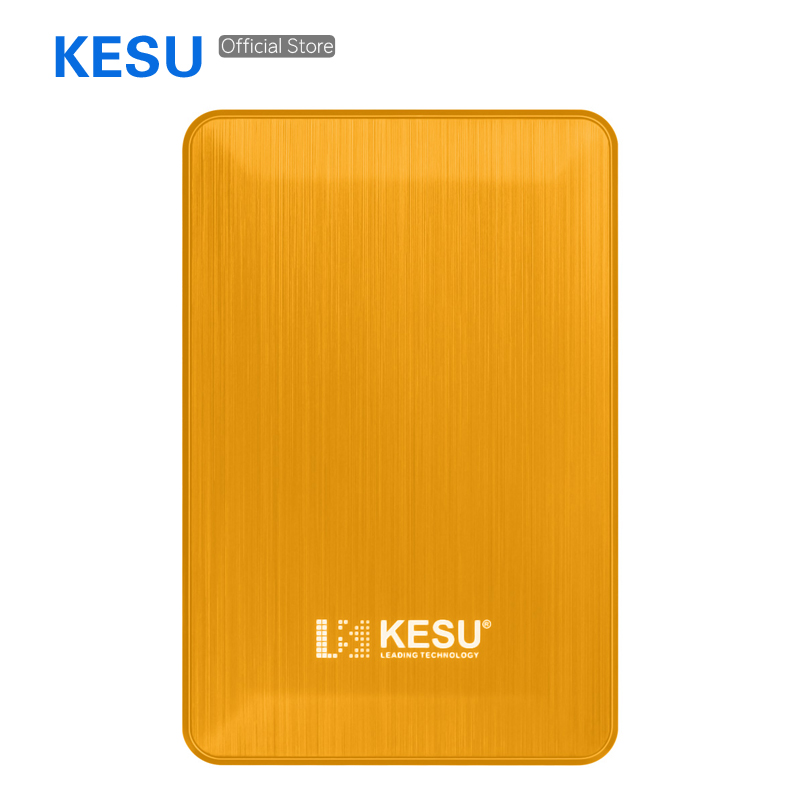 KESU-2518 Portable External Storage Hard Drive 2.5