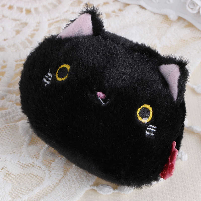 Мини плюшевые игрушки с песком мягкая кошка лапа Подушка милые Мультяшные игрушки Форма для детей ГАИ