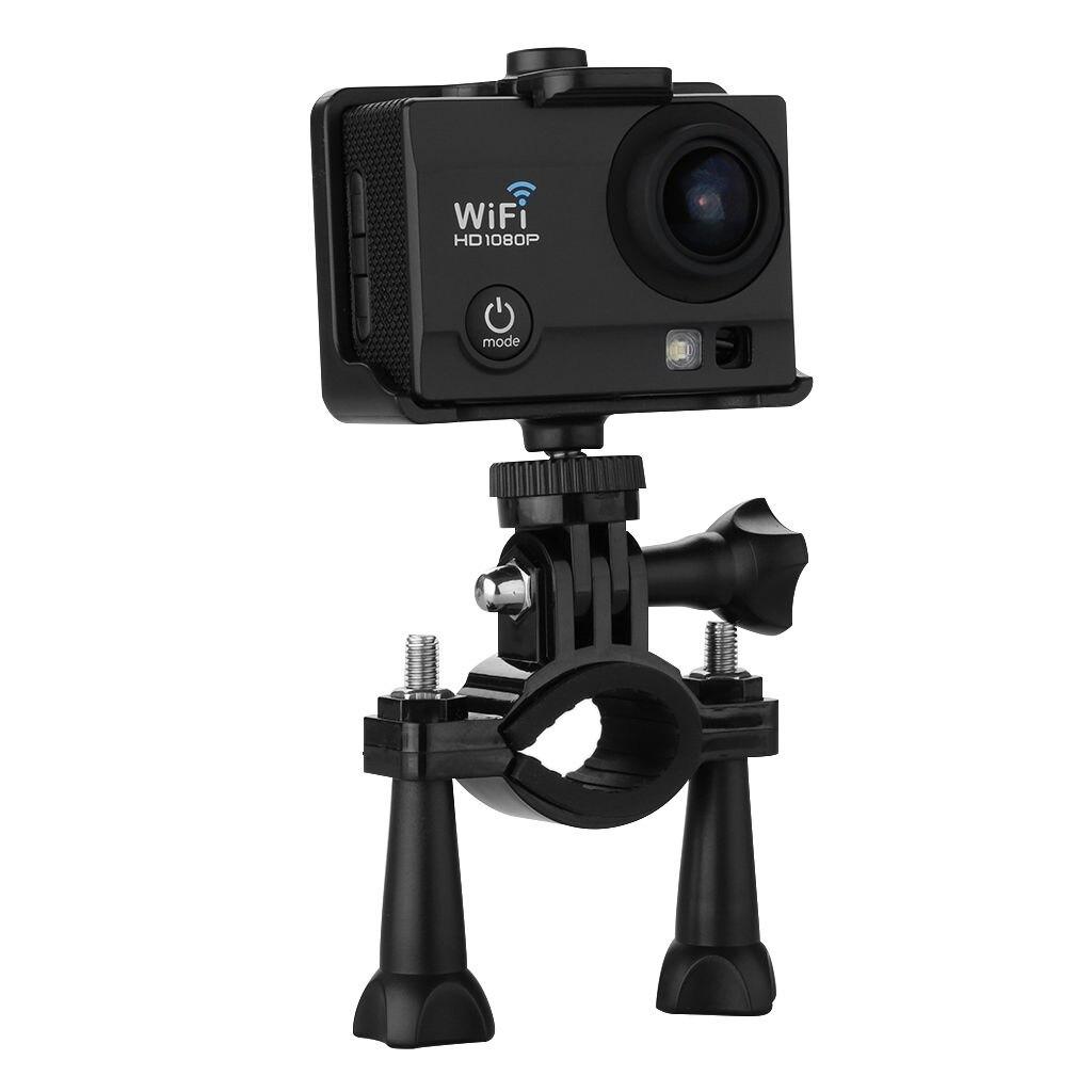 MOOL WiFi Full HD 1080P 12MP Car Cam Sports DV Action Waterproof Camera Camcorder Kit