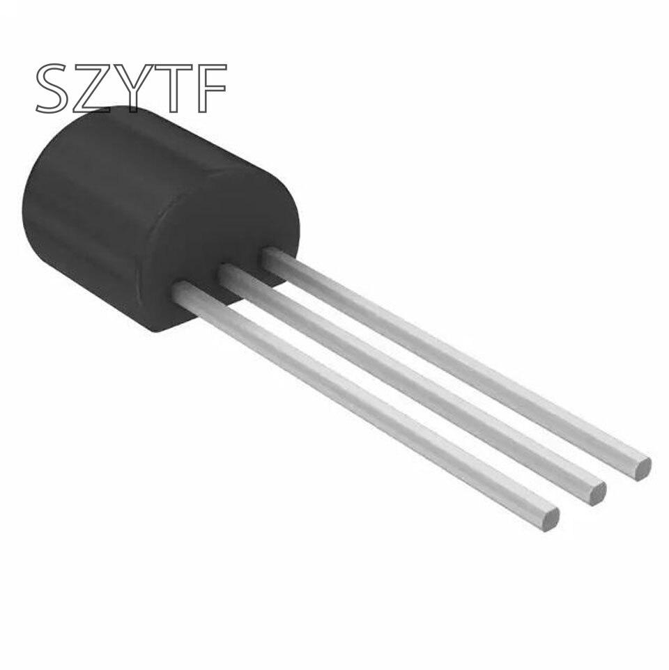 30Pcs BC547 TO-92 NPN 45V 0.1A Transistor BC547 New