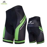 ZEROBIKE Hot Men's Professional Cycling Shorts 4D GEL Padded Outdoor Sports MTB Bike Tight Shorts Bermuda ciclismo