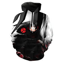 3D Naruto Hoodie