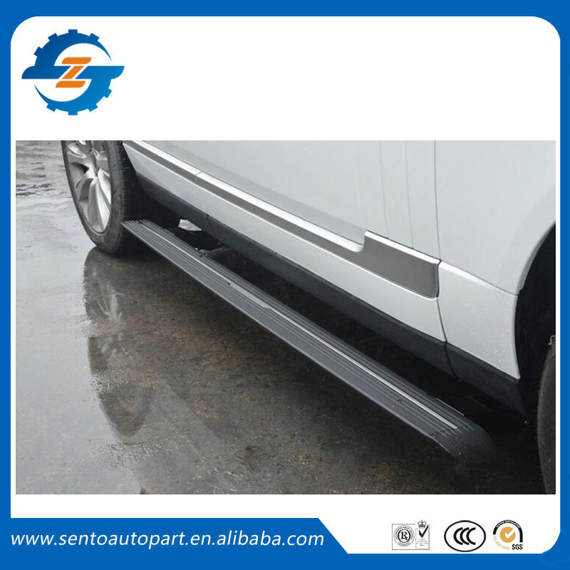 High quality aluminium alloy Flexible side step running board Electric pedal for Discovery 3 / Discovery 4