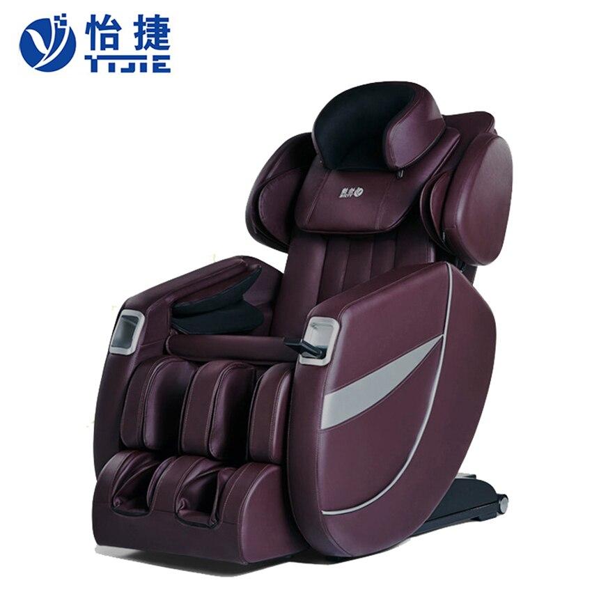 YIJIE Massage Chair 3D Zero Gravity Fullbody Massage Home Multi Function  Automatic Old Man Massager