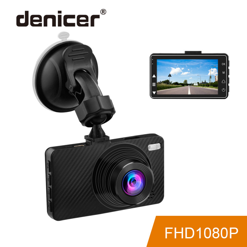 Denicer フル Hd 1080P 車 Dvr 3.0 インチ画面の Dvr Registrator 170 度広角ダッシュカムデジタルビデオレコーダービデオカメラ  グループ上の 自動車 &バイク からの DVR/ダッシュカメラ の中 1