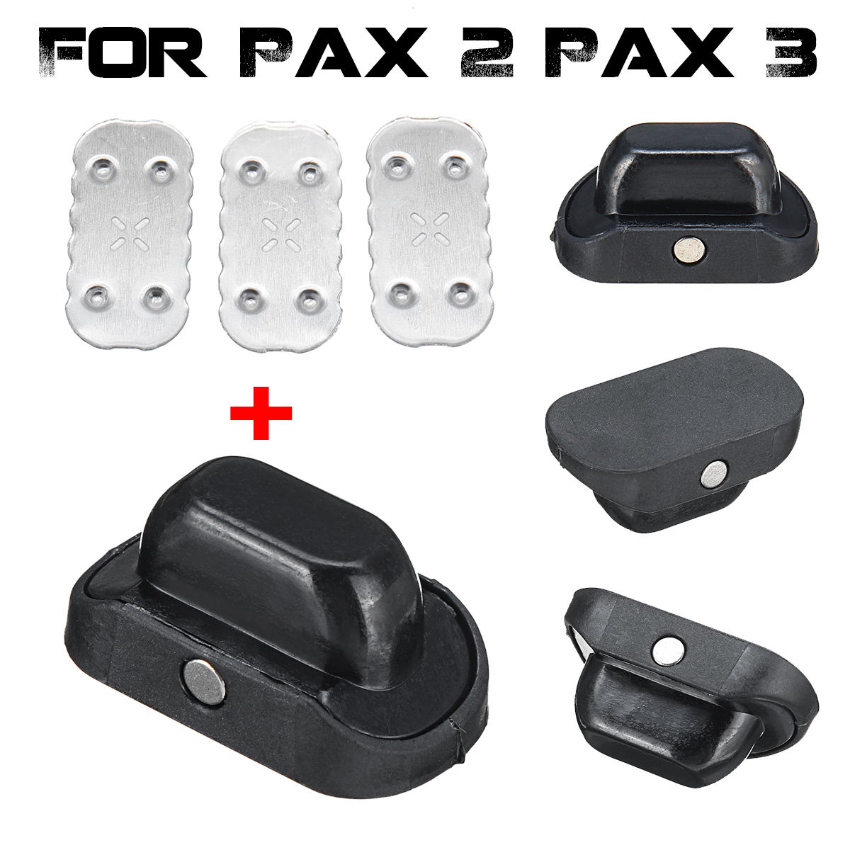 4 Pcs Half Pack Oven Lid Replacement Screens Kit Set for Pax 2/ Pa x 3 Vaporizer Home Au ...