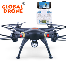 Global Drone GW180 6 Axis 2.4G Professional Drone Quadcopter Dron RC Can Come with 2.0MP Camera, FPV Camera Quadrocopter VS X8W