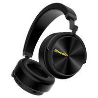 Bluedio T 5 Bluetooth Headphone Active Noise Cancelling Headset With Microphone For Phones And Music Earphone