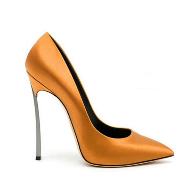 Brand Shoes Woman High Heels Women Pumps Stiletto Thin Heel Women's Shoes Nude Pointed Toe High Heels Wedding Shoes size 33-43 module 1604 164 16 4 character lcd module lcm display blue backlight white character 5v logic circuit