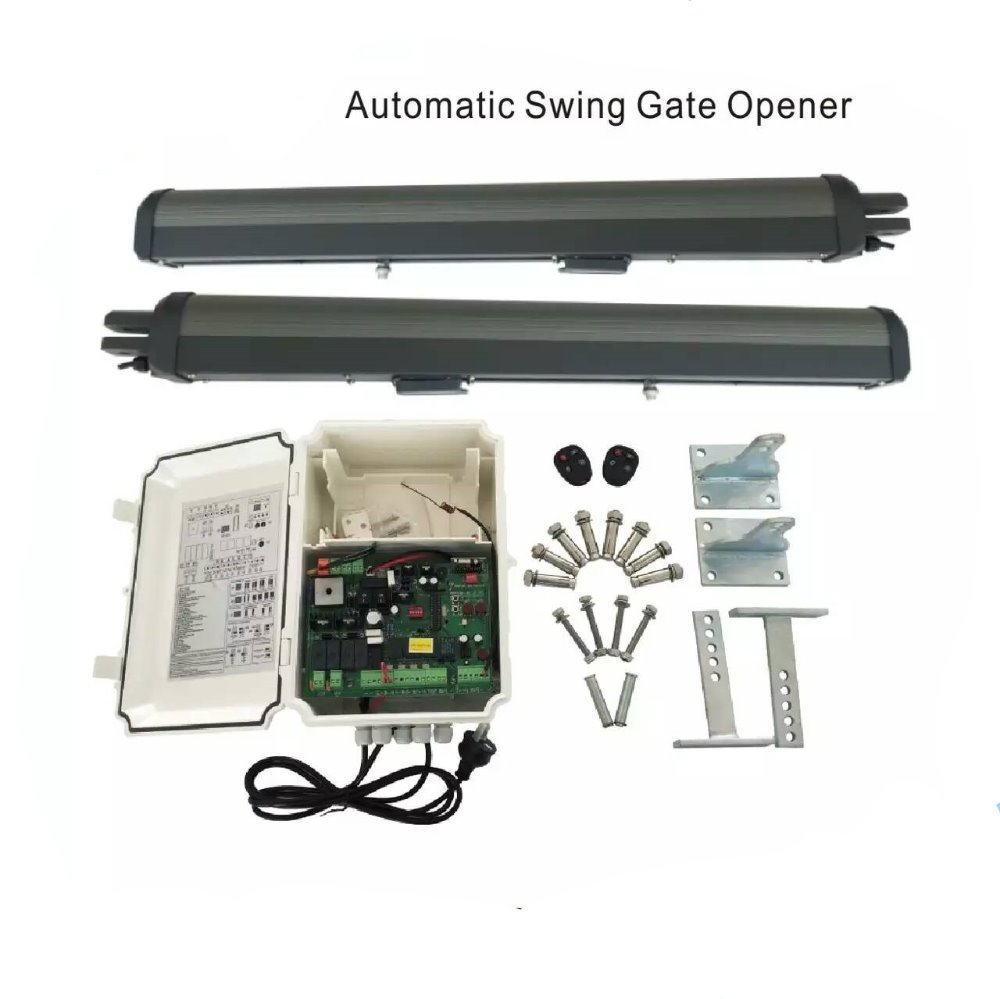 Automatic door operators for kg arm m swing gate